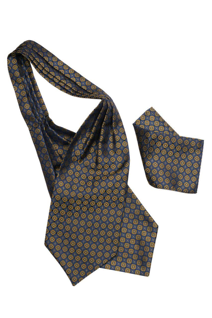 Из чего сшить шейный мужской платок