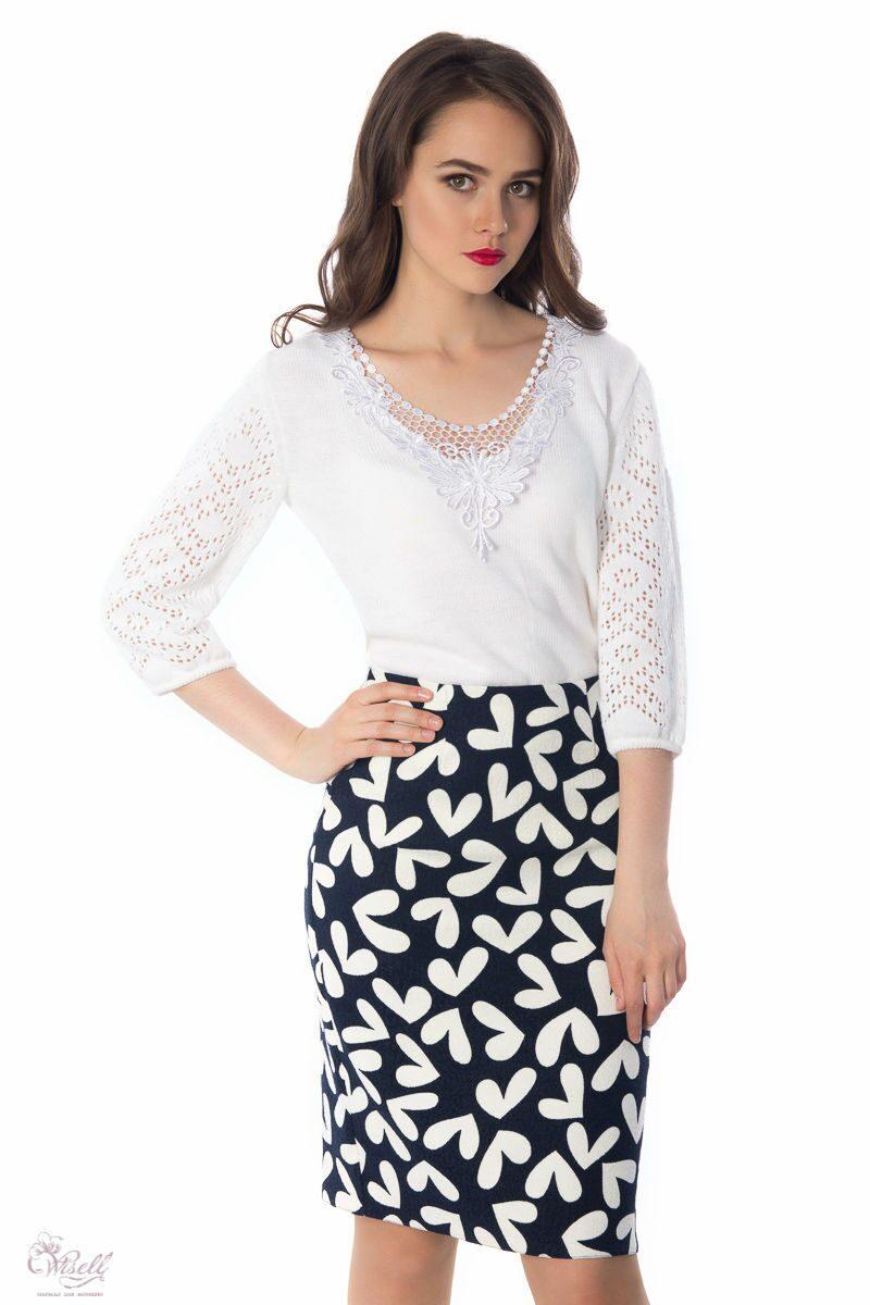 Модели белых блузок в самаре